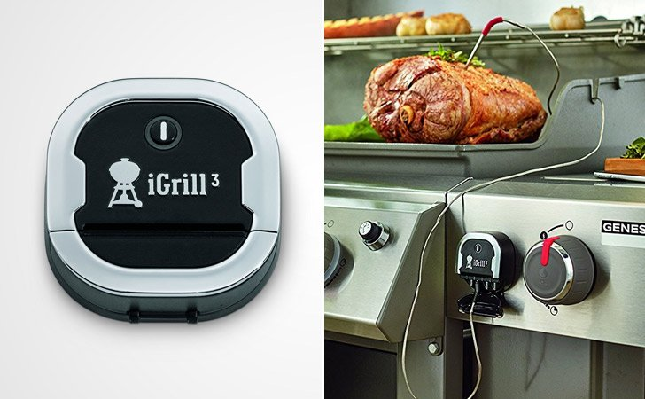 iGrill Smart Food Thermometer - Smart Home Products