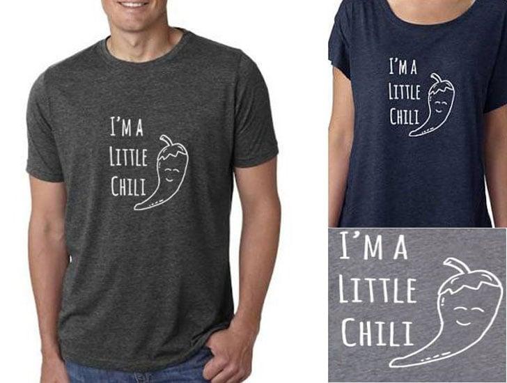 I'm A Little Chili Men's T-shirt