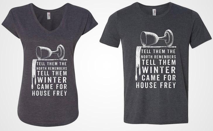 Arya Stark The North Remembers