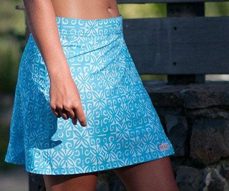 Athletic Wrap Skirts