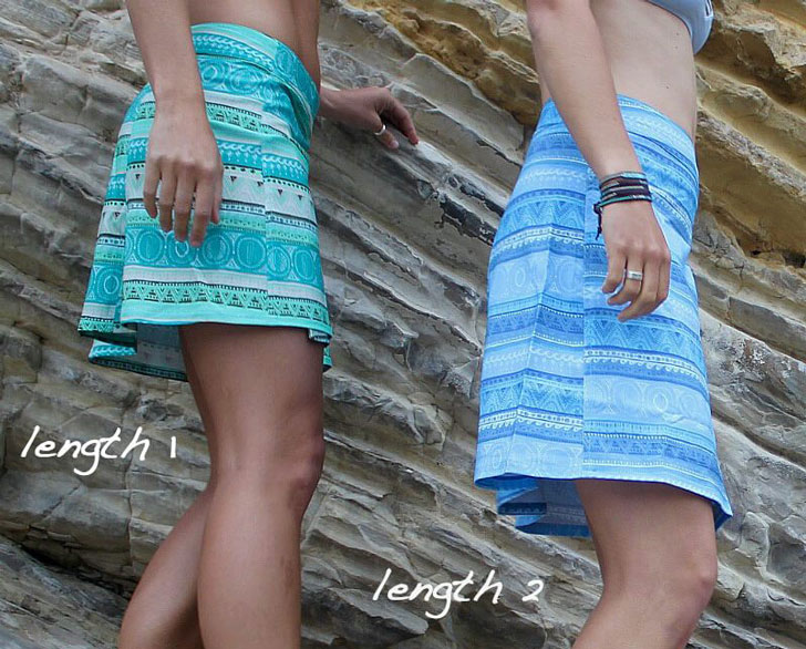 Athletic Wrap Skirts