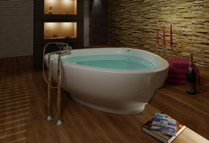 Axor Massaud Bathtub