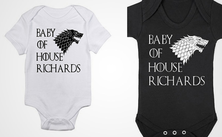 Baby of House Personalized T-Shirt