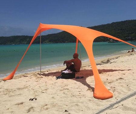 Sombra Beach Sun Shade Tent