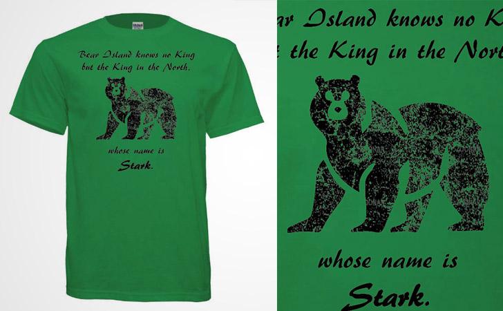 Bear Island Knows No King