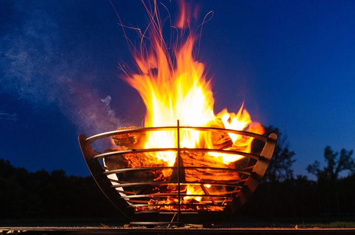 Blaze Latitude Fire Pit