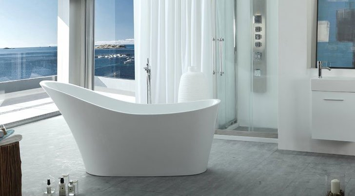 Caracalla Freestanding Bathtub