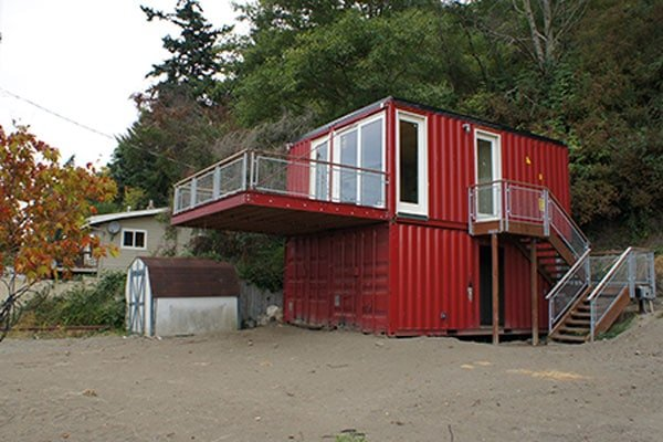 Cargo Tecture Container Homes