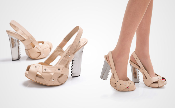 Carpenter - weird shoes