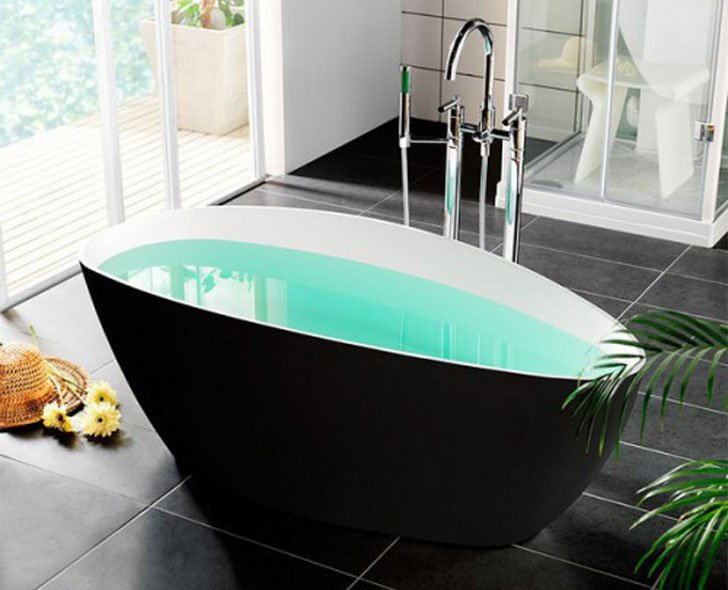 Contemporary Bathtub   Cool Bathtubs