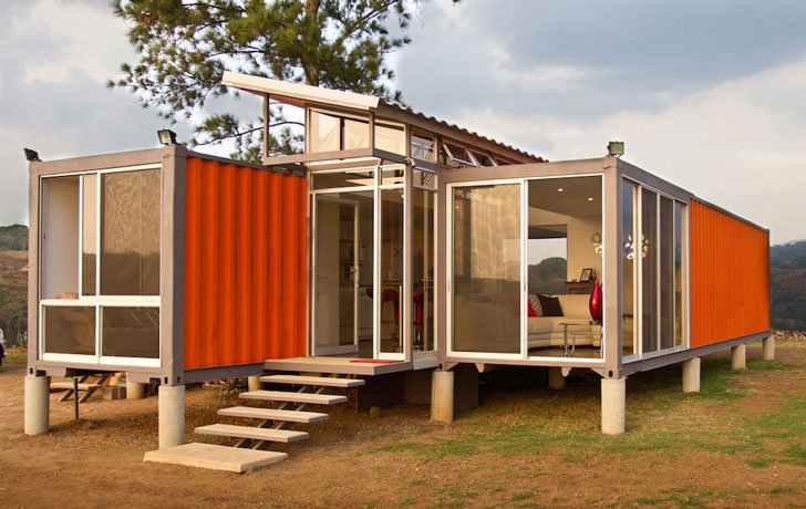 Costa Rica Containers of Hope & 20 of The Coolest Shipping Container Homes Ever! - Awesome Stuff 365