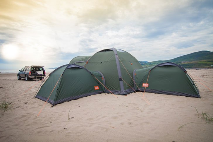 Crua Lightweight Hiking Tents