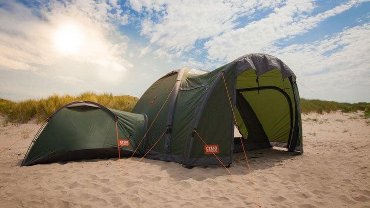 Crua Lightweight Hiking Tents
