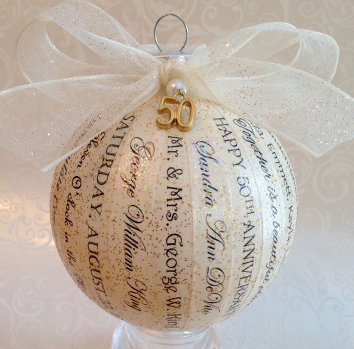 Custom Made Events of Special Day Ornament