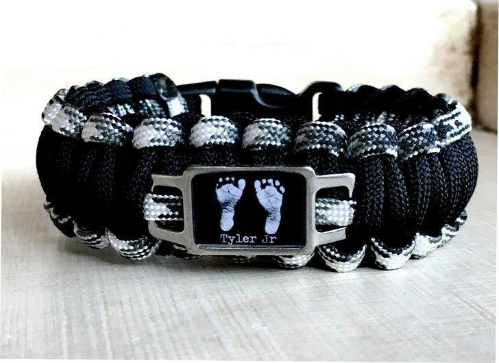 Custom Paracord Bracelets