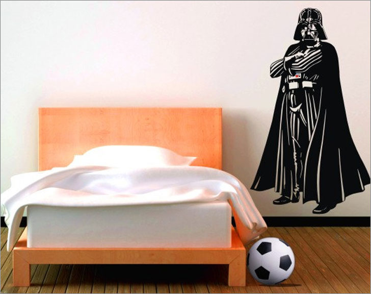 40 Coolest 3D Wall Decals Stickers