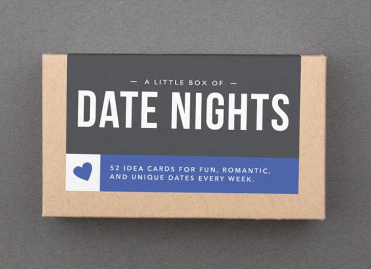 Date Night Cards