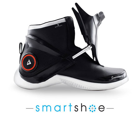 Digitsole Smart Shoes