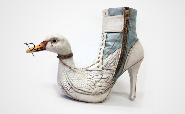 Duck Shoe - weird shoes