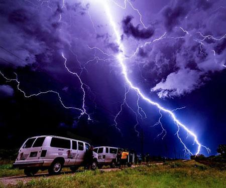 Extreme Tornado Tours