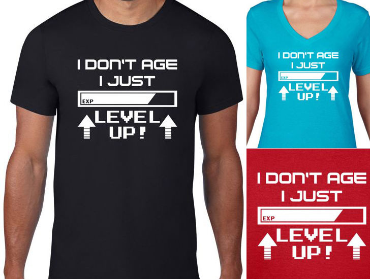 I Just Level Up T-Shirt