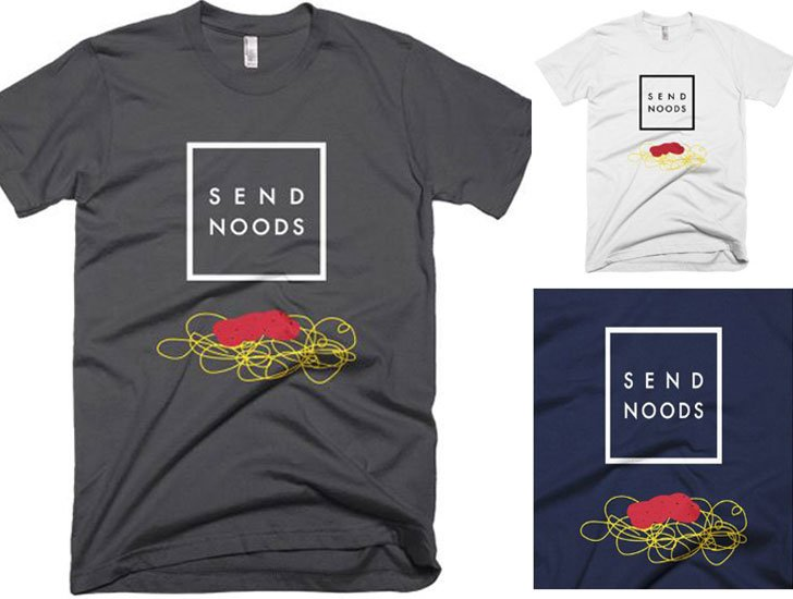 Send Noods T-Shirt