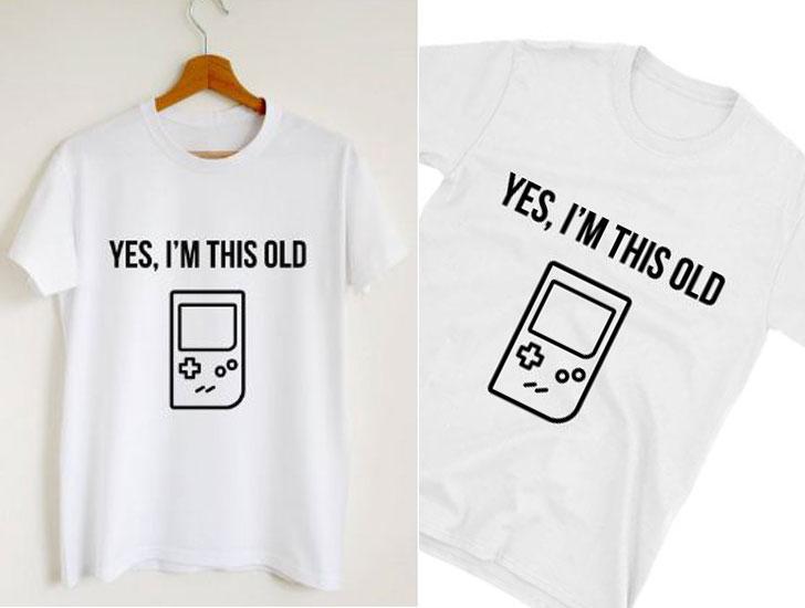 Old Gamer T-Shirt