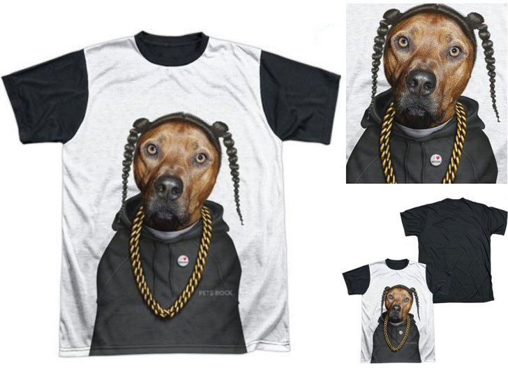 Snoop The Dog T-Shirt