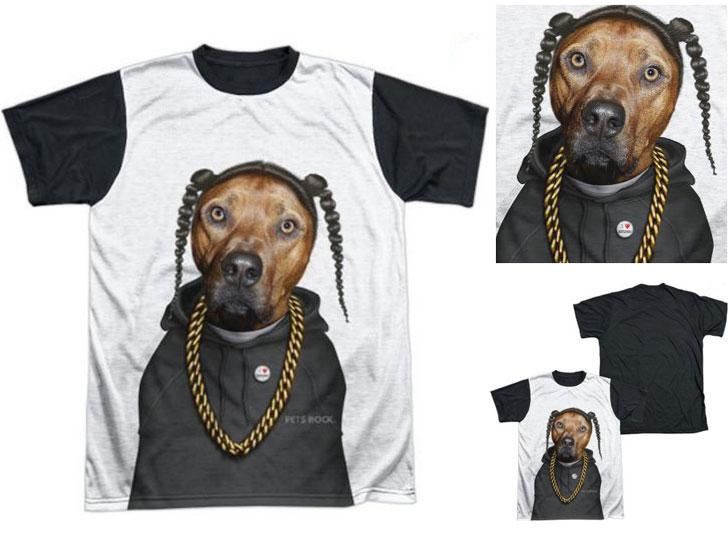 Snoop The Dog T-Shirt