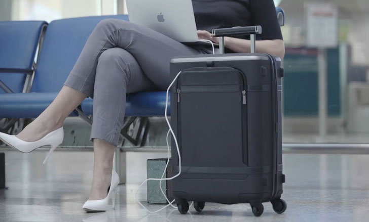 Floatti Travel Suitcase