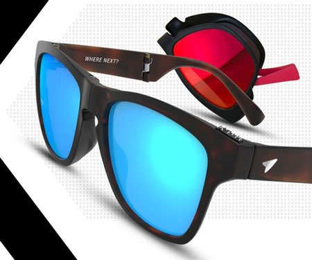 Foldable Sunglasses
