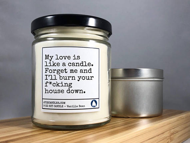 Funny Candle Scent Gifts