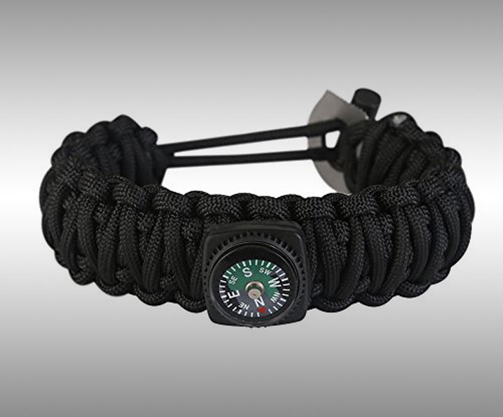 Gonex 550 Emergency Paracord Survival Bracelet