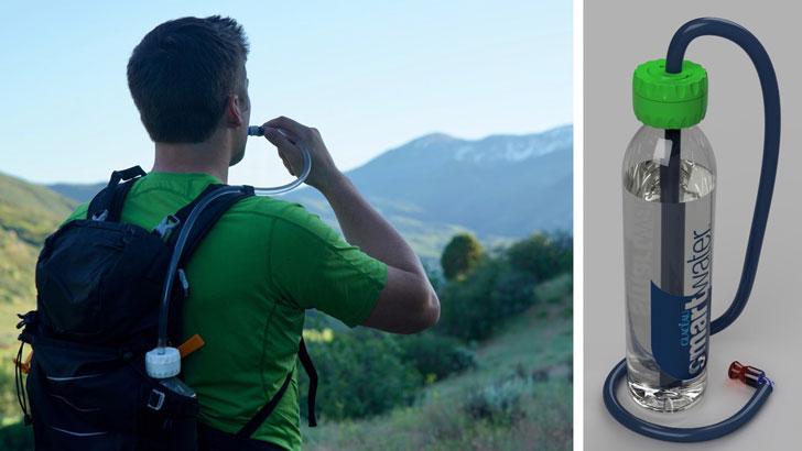 Grip'enGo Portable Hydration System