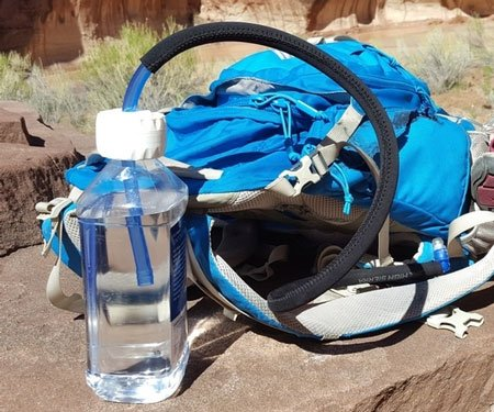 Grip'enGo Portable Hydration System