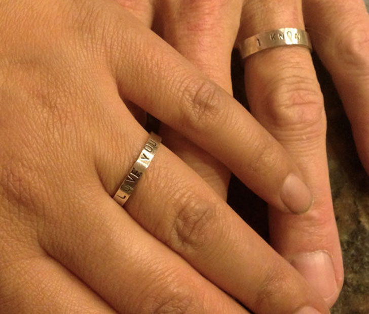 His and Hers Couples Rings