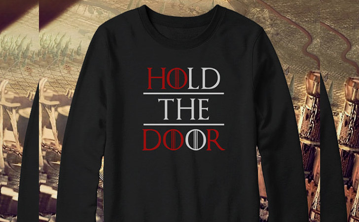 Hold The Door Hodor Hoodie