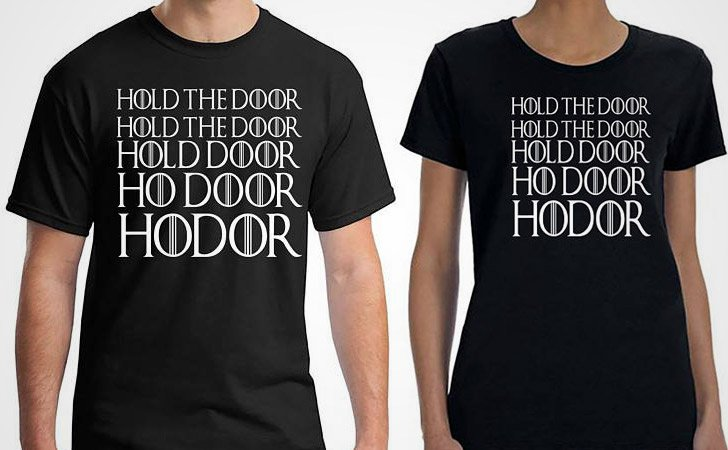 8b11b0aa 50+ Best Game of Thrones T-Shirts For Men & Women