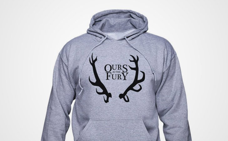 House Baratheon Ours is The Fury Hoodie