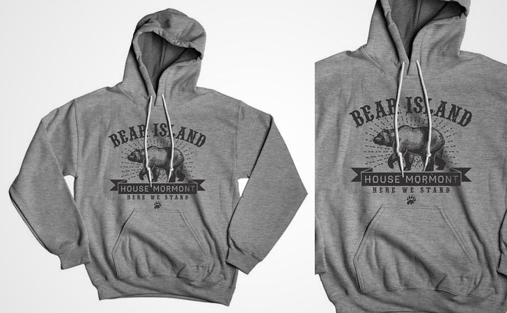 House Mormont Bear Island Hoodie