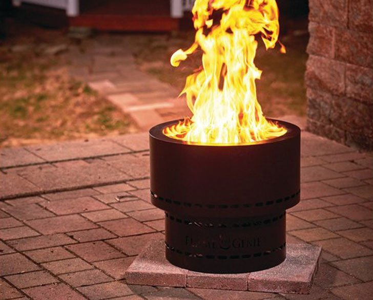 Inferno Steel Wood Burning Fore Pit - Cool Fire Pits