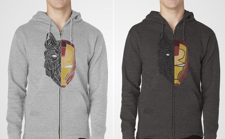 Iron Man & House of Stark Hoodie