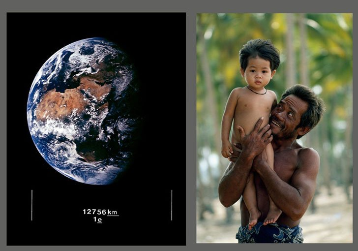 Jon Lombergs One Earth Message