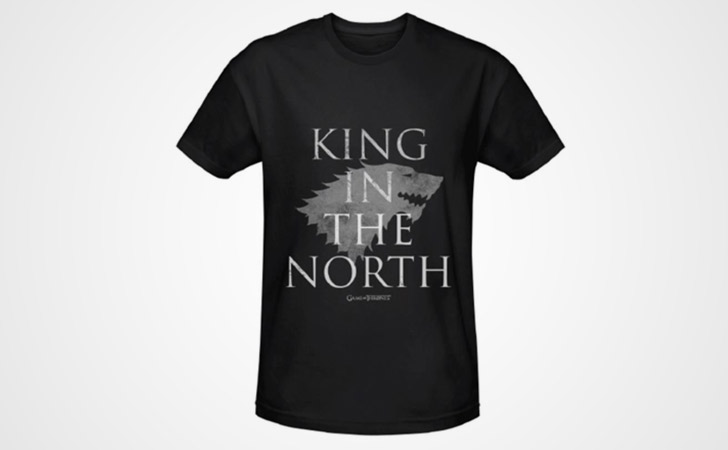 721bcd5cebae 50+ Best Game of Thrones T-Shirts For Men   Women