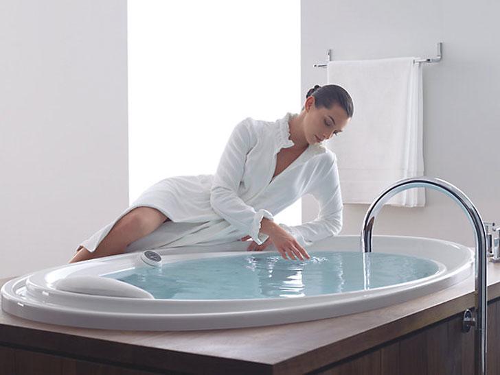 Kohler Purist Whirlpool Bathtub