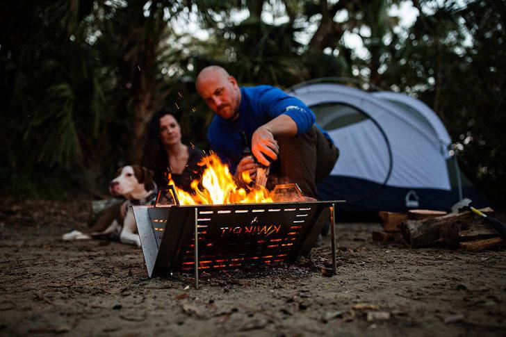 Kwik Pit Traveller Fire Pit