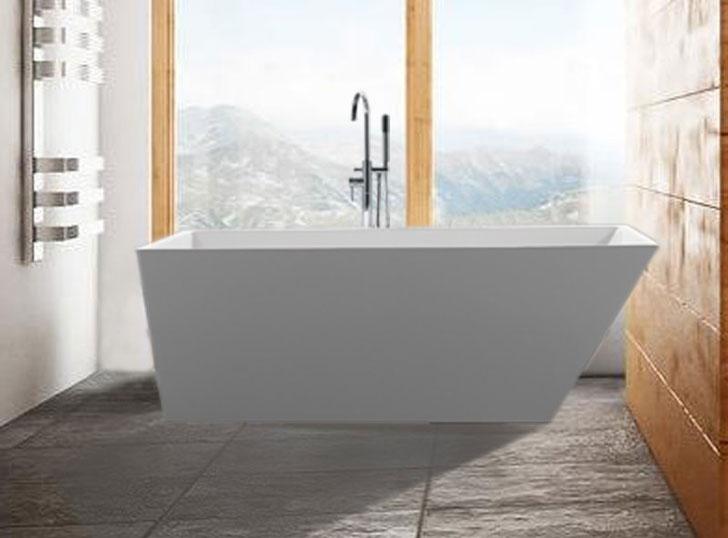 Malta Scarlet Freestanding Bathtub