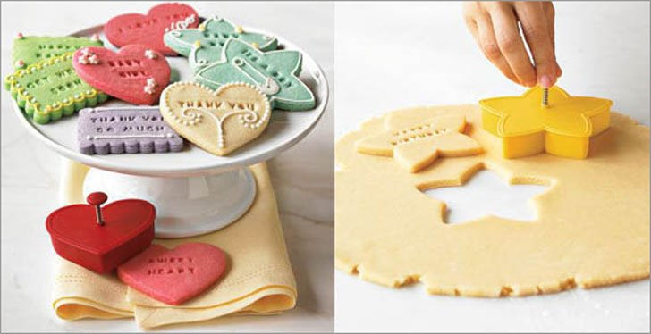 Message In A Cookie Cutter