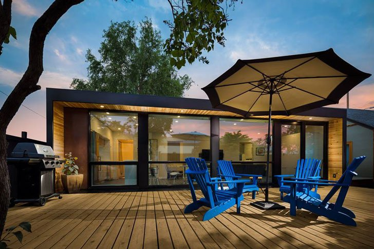 Modern Modular Shipping Container Homes