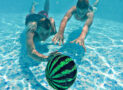 Neutrally Buoyant Watermelon Water Ball